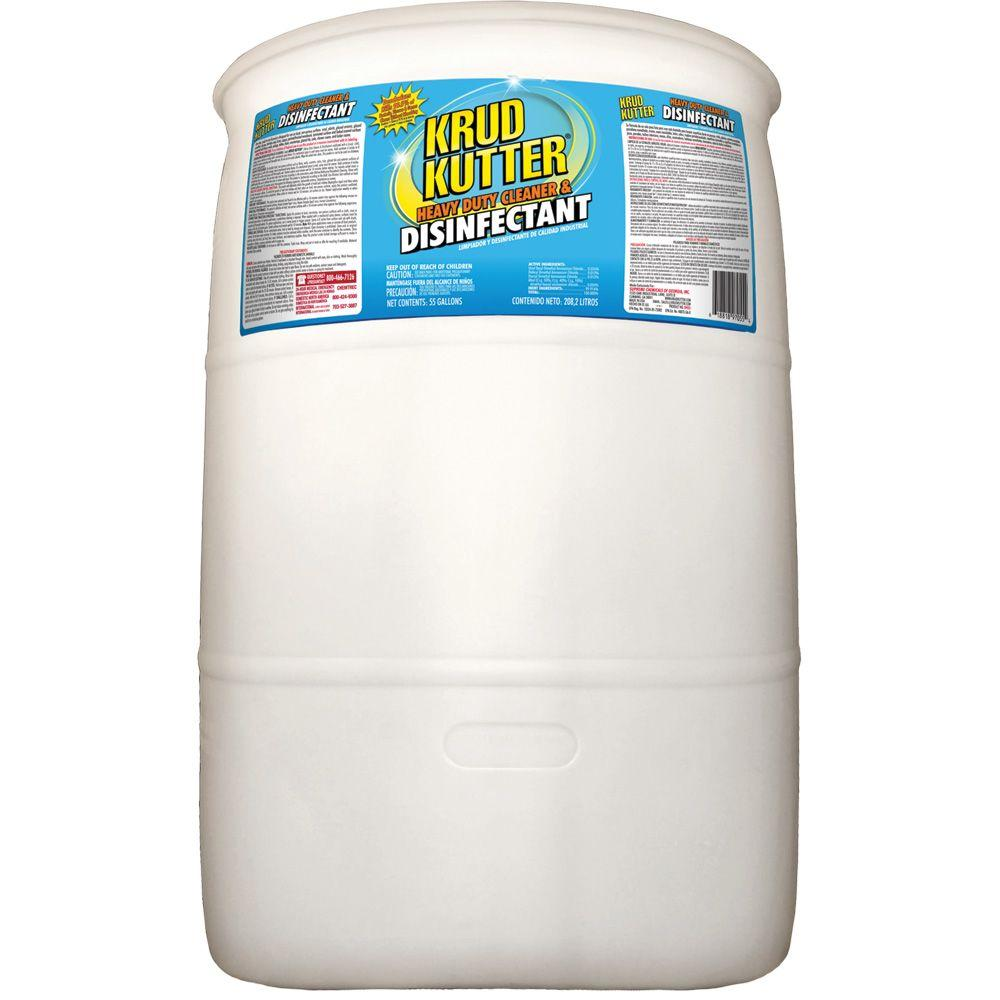 Krud Kutter 55 gal. Heavy Duty Cleaner and Disinfectant