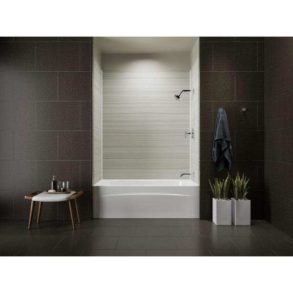 KOHLER Choreograph 32 in. x 60 in. x 72 in. Bath and