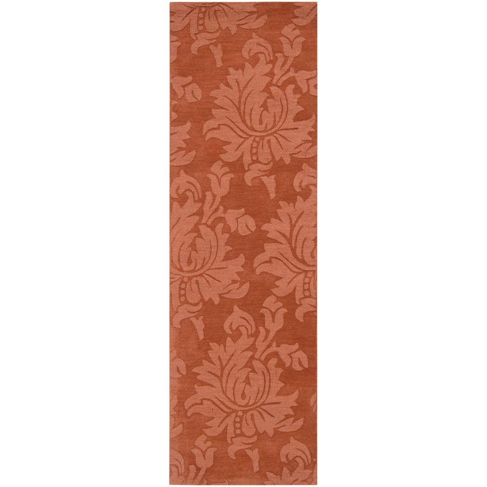 Beth Coral 2 ft. 6 in. x 8 ft. Rug Runner