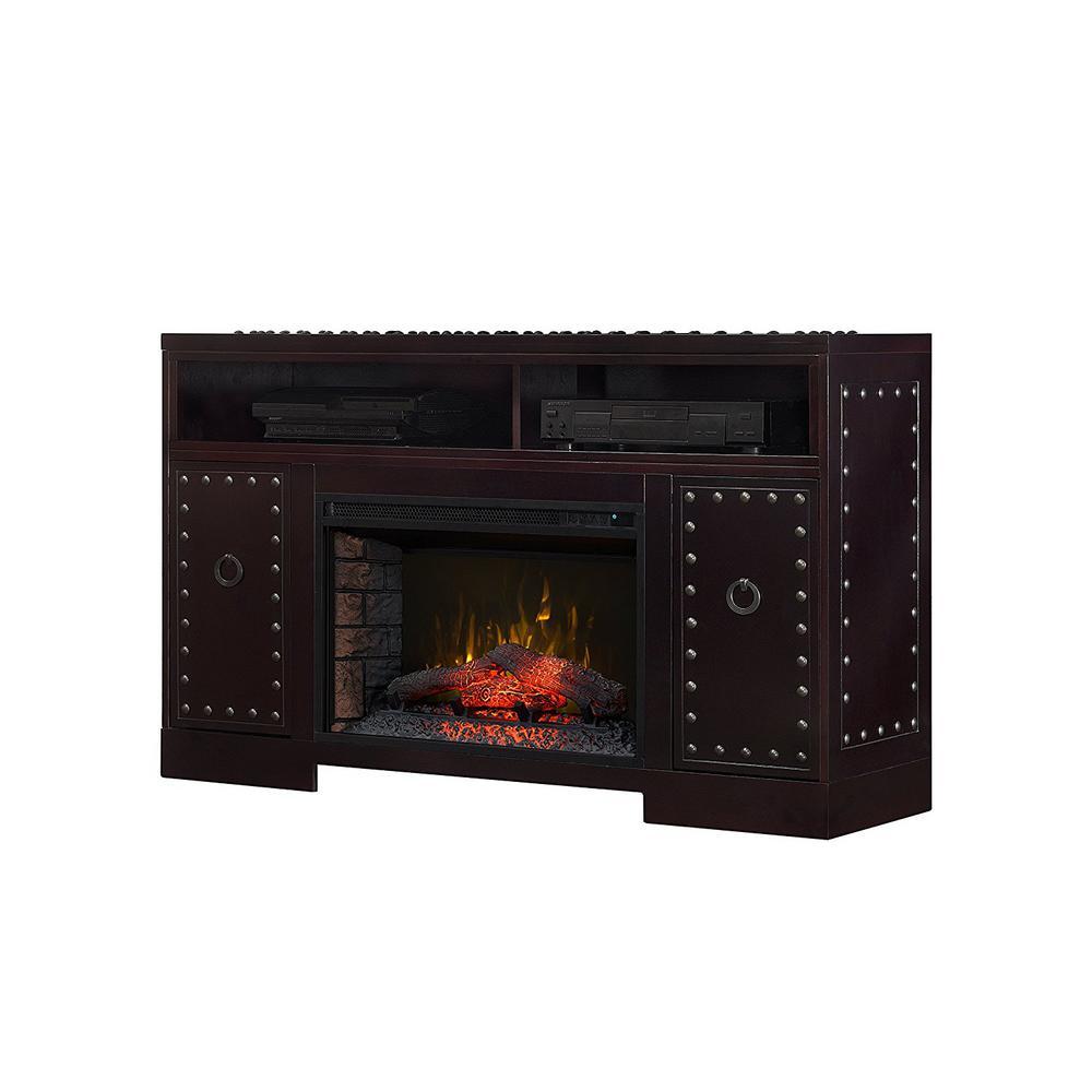 Muskoka Sinclair 60 In Bluetooth Media Electric Fireplace