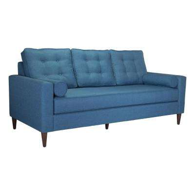 Morgan Blue Sofa