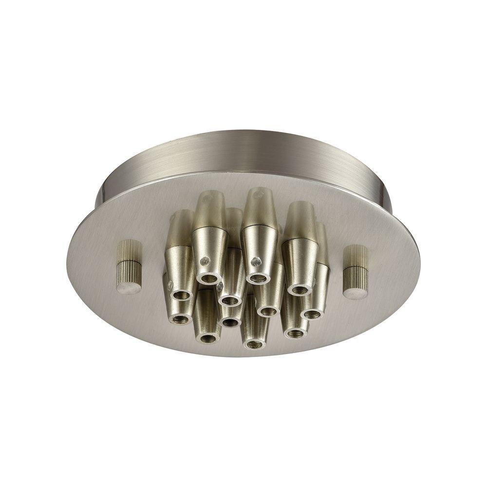 Titan Lighting Illuminaire Accessories 12 Light Satin