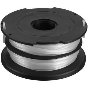 BLACK+DECKER 0 065 in  x 40 ft  Replacement Dual Line Automatic Feed Spool  AFS for GH700 and GH750 Electric Trimmer/Edger-DF-065-BKP 1 - The Home
