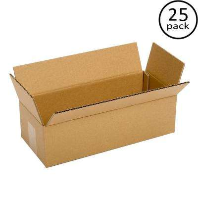 10 in. x 7 in. x 3 in. 25 Moving Box Bundle