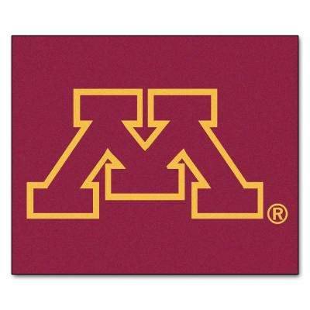 University of Minnesota 5 ft. x 6 ft. Tailgater Rug
