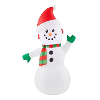 3.5 ft. Inflatable Snowman
