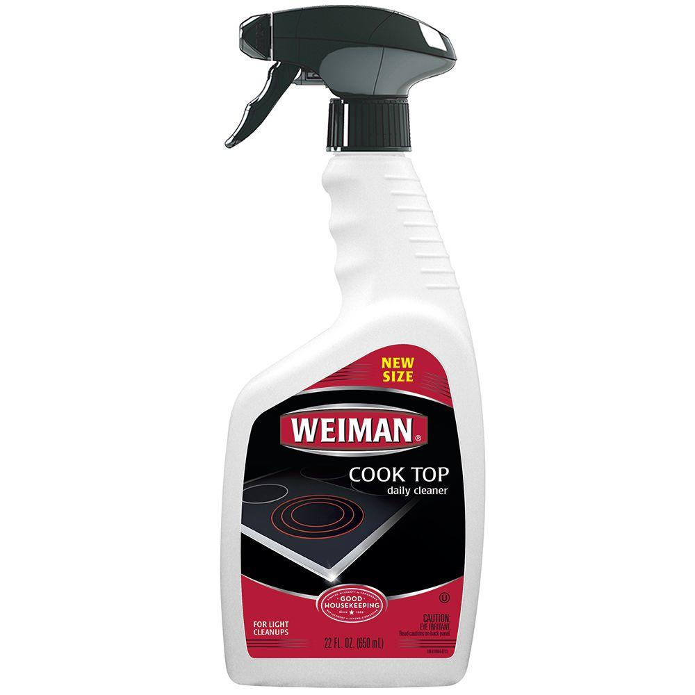 WEIMAN Glass Cleaners About this category. 1 products found. Shop Grainger for industrial strength glass cleaner in convenient spray bottles and aerosol options. Look for 1-gal. containers of window cleaner to handle your biggest cleaning challenges. Many cleaners are formulated to also serve as excellent sanitizers or degreasers.