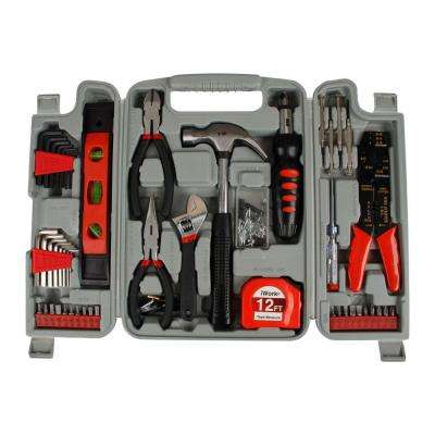 DIY Homeowner's Tool Set (89-Piece)