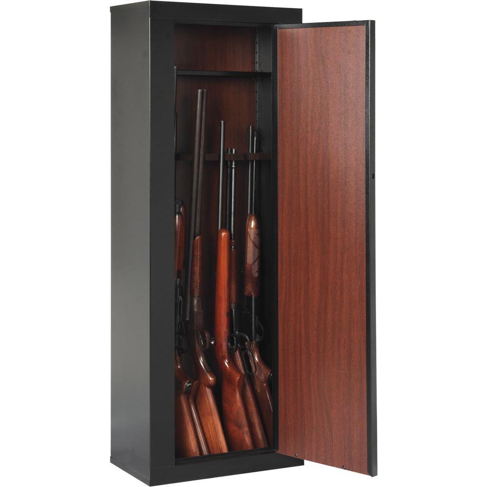 Woodmark 4 75 Cu Ft 10 Gun Cabinet