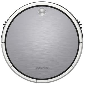 bObsweep Pro Robotic Vacuum Cleaner (Steel)