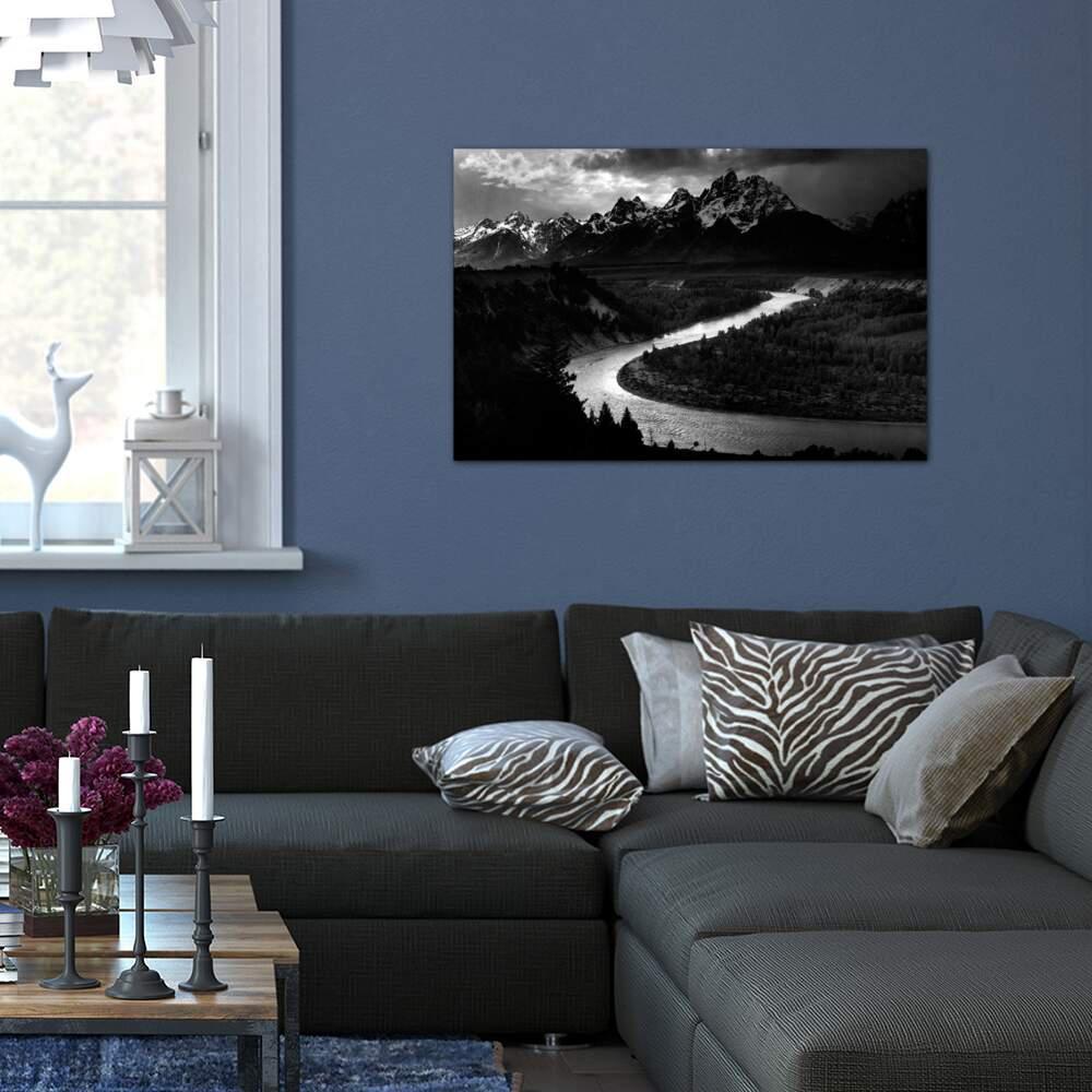 iCanvasART Sierra Nevada in California Canvas Print 26 x 18
