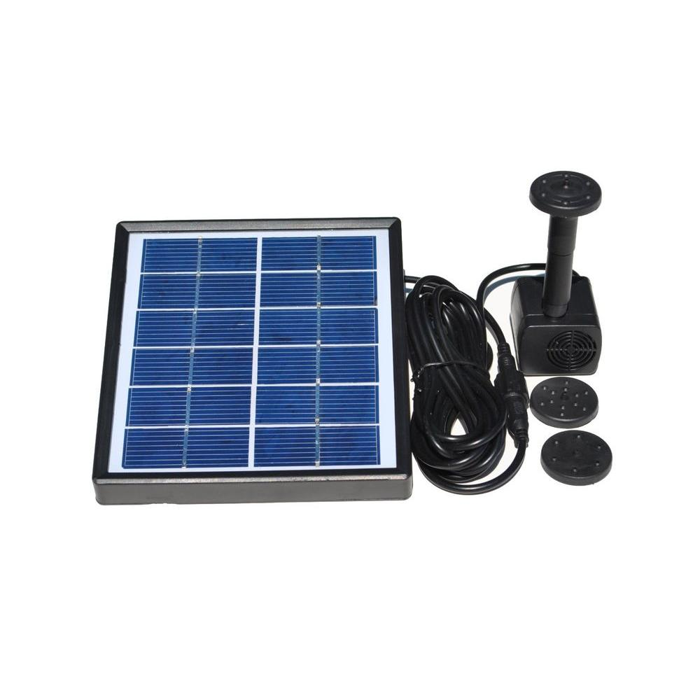 Solarrific Solar Powered Water Fountain Kit