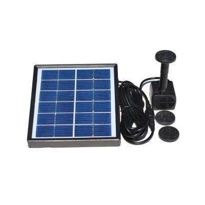 Solar-Powered Water Fountain Kit