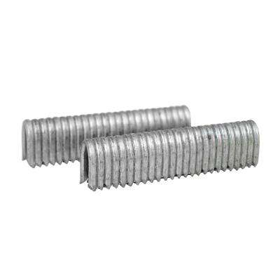 7/8 in. 10.5-Gauge Galvanized Steel Fencing Staples