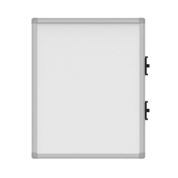 Collaboration Station Small Attachable 18 in. Whiteboard- 4-Pack