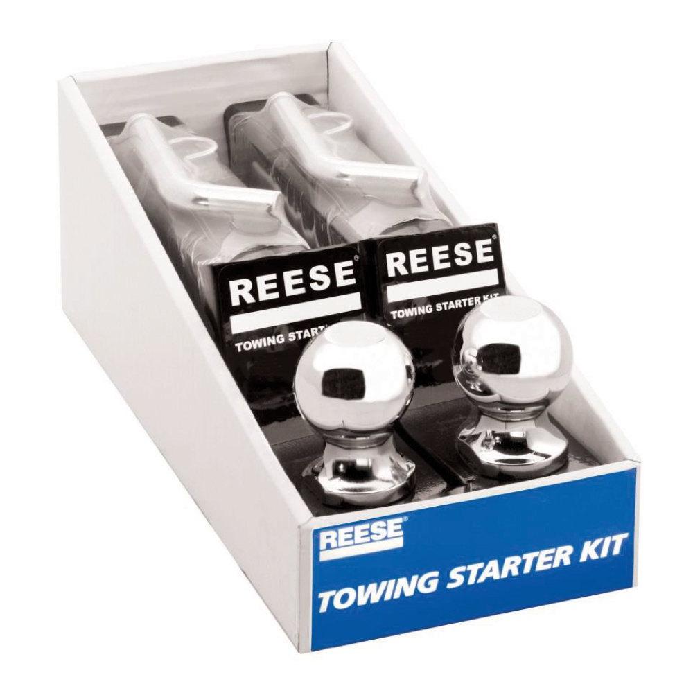 2 in. Ball Mount Starter Kit