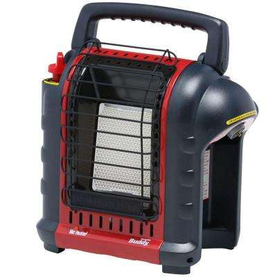 9,000 BTU Radiant Propane Portable Heater