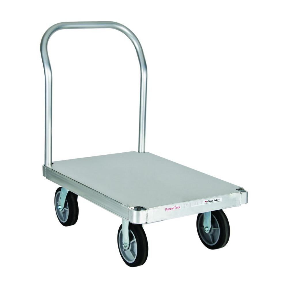 2,800 lb. Capacity 24 in. x 48 in. Smooth Deck Aluminum