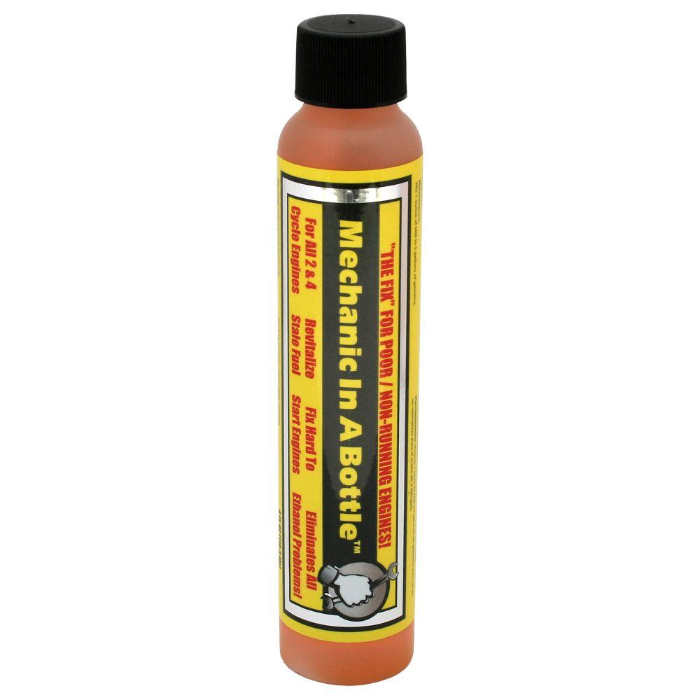 Mechanic In A Bottle 4 Oz Synthetic Fuel Additive 2 004 1 The Home Depot