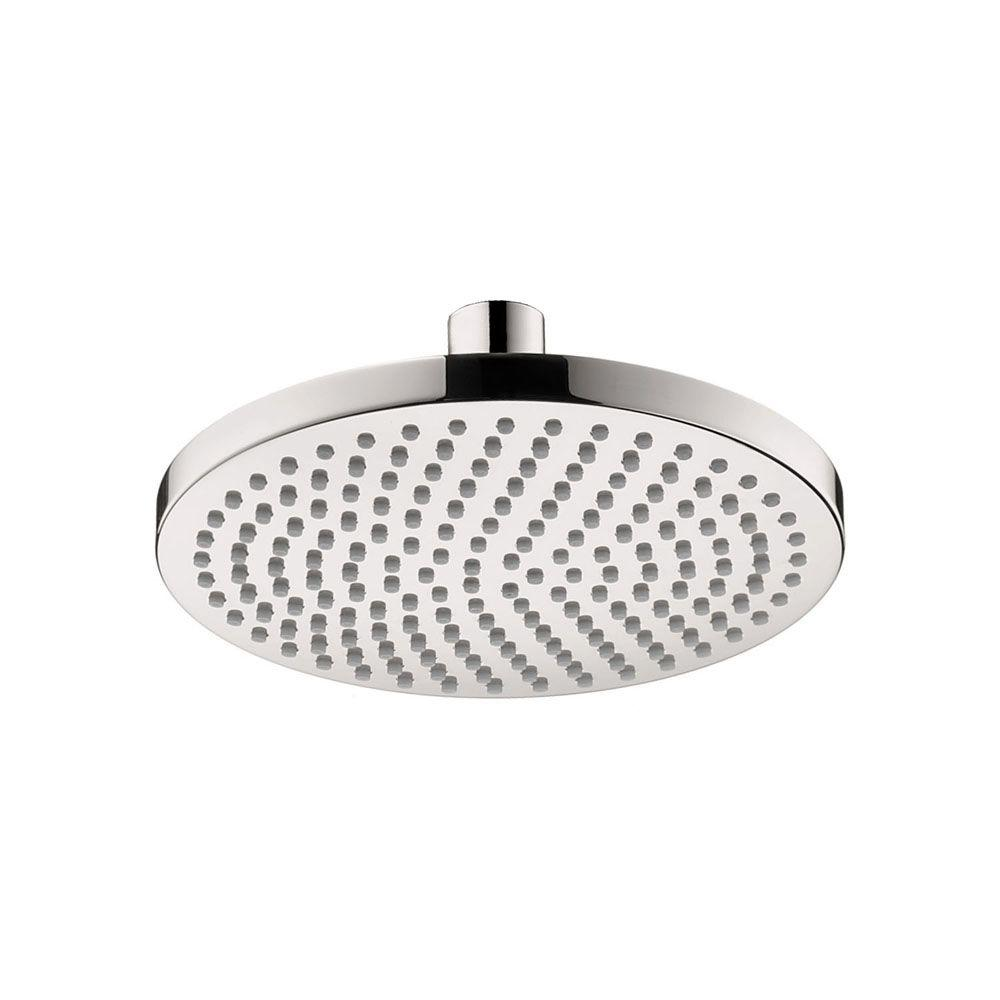 Hansgrohe 1-Spray 6 in. Croma 160 Showerhead in Chrome