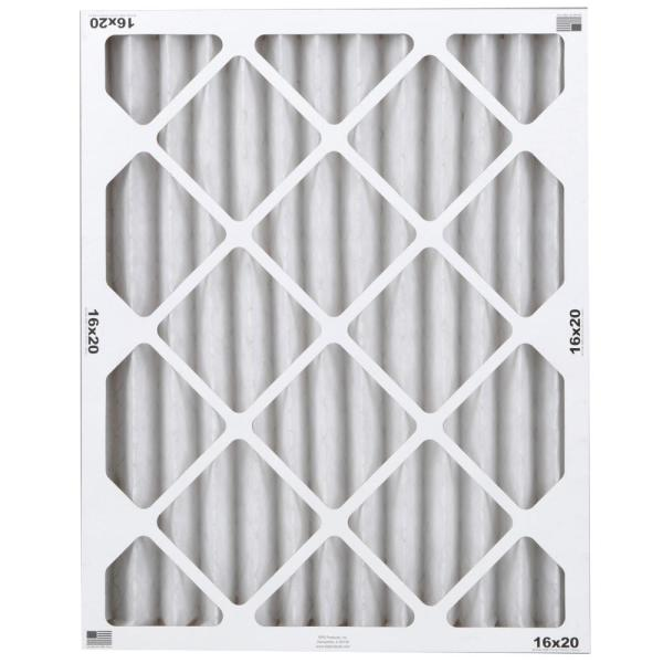 12 Piece Nordic Pure 16x20x2 MERV 10 Pleated Plus Carbon AC Furnace Air Filters 16 x 20 x 2
