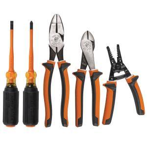 1000V Insulated Tool Kit, 5-Piece