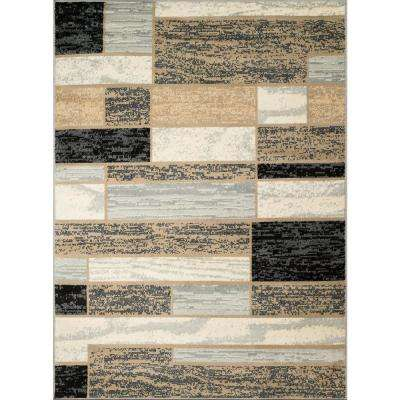 Tiffany Cleva Multi 8 ft. x 11 ft. Oversize Area Rug