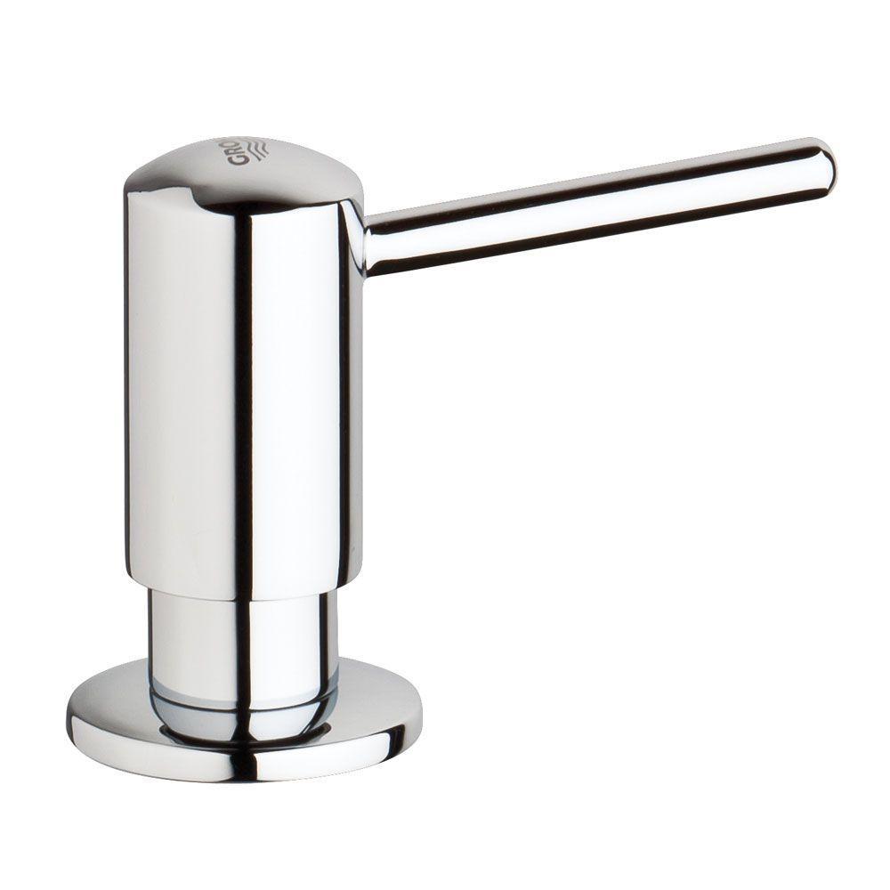 Timeless Soap/Lotion Dispenser in StarLight Chrome