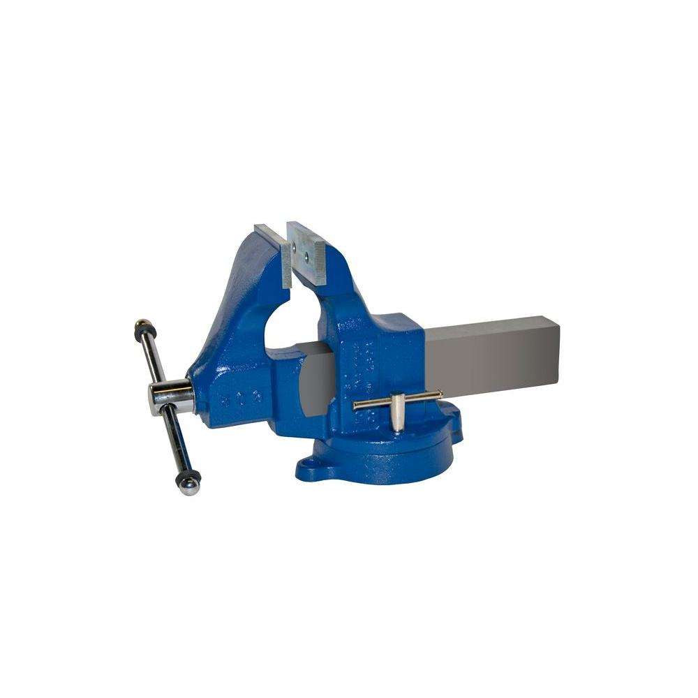 4-1/2 in. Sheet Metals Worker's Swivel Base Vise