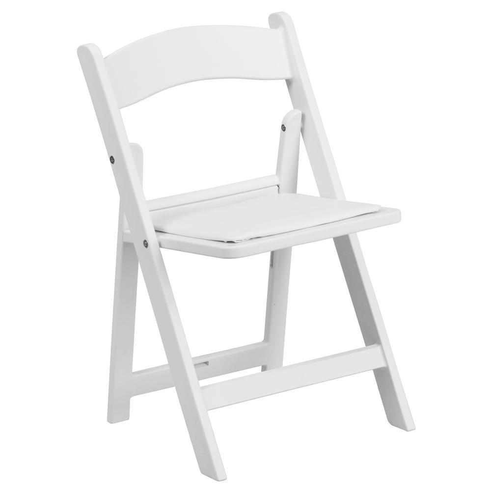 Carnegy Avenue White Kids Chair CGA-LE-118593-WH-HD