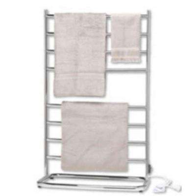 Hyde Park 40 in. Towel Warmer in Chrome