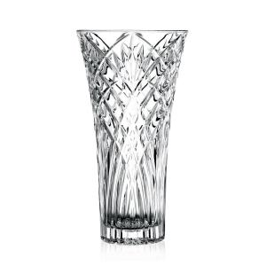 RCR Melodia 12 in. Clear Crystal Vase