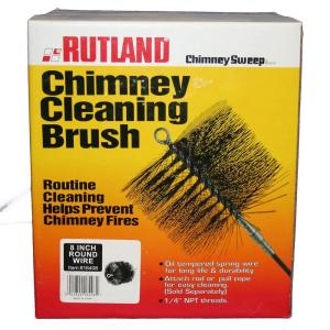 Chimney Sweep Round Wire Chimney Cleaning Brush