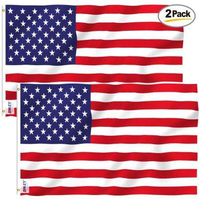 MONTANA STATE FLAG 3 FT X 5 FT 3 x 5 POLYESTER UNITED STATES FLAGS BANNER NEW