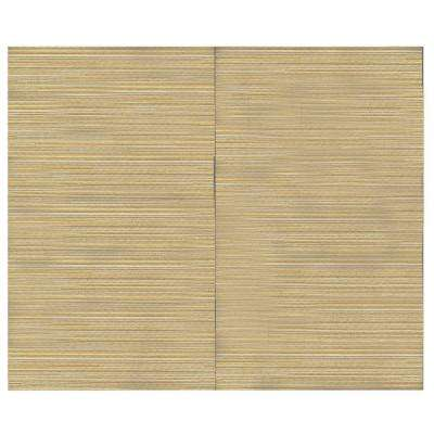 44 sq. ft. Storefront Fabric Covered Top Kit Wall Panel