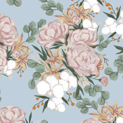 Artisans Giana Floral Outdoor Fabric By The Yard