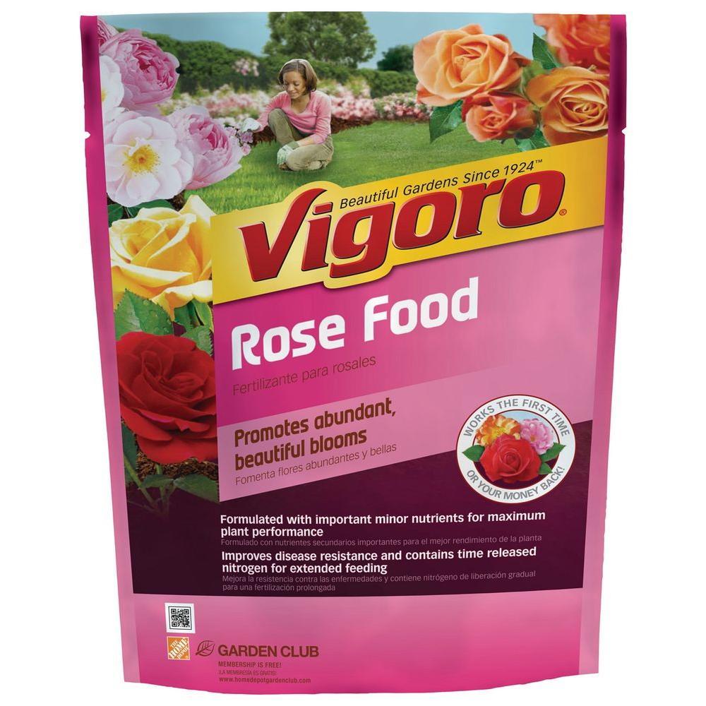 3.5 lb. All Season Rose Plant Food