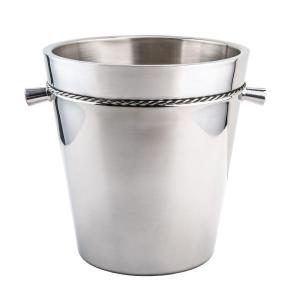 5.25 qt. Stainless Steel Double-Walled Wine Cooler