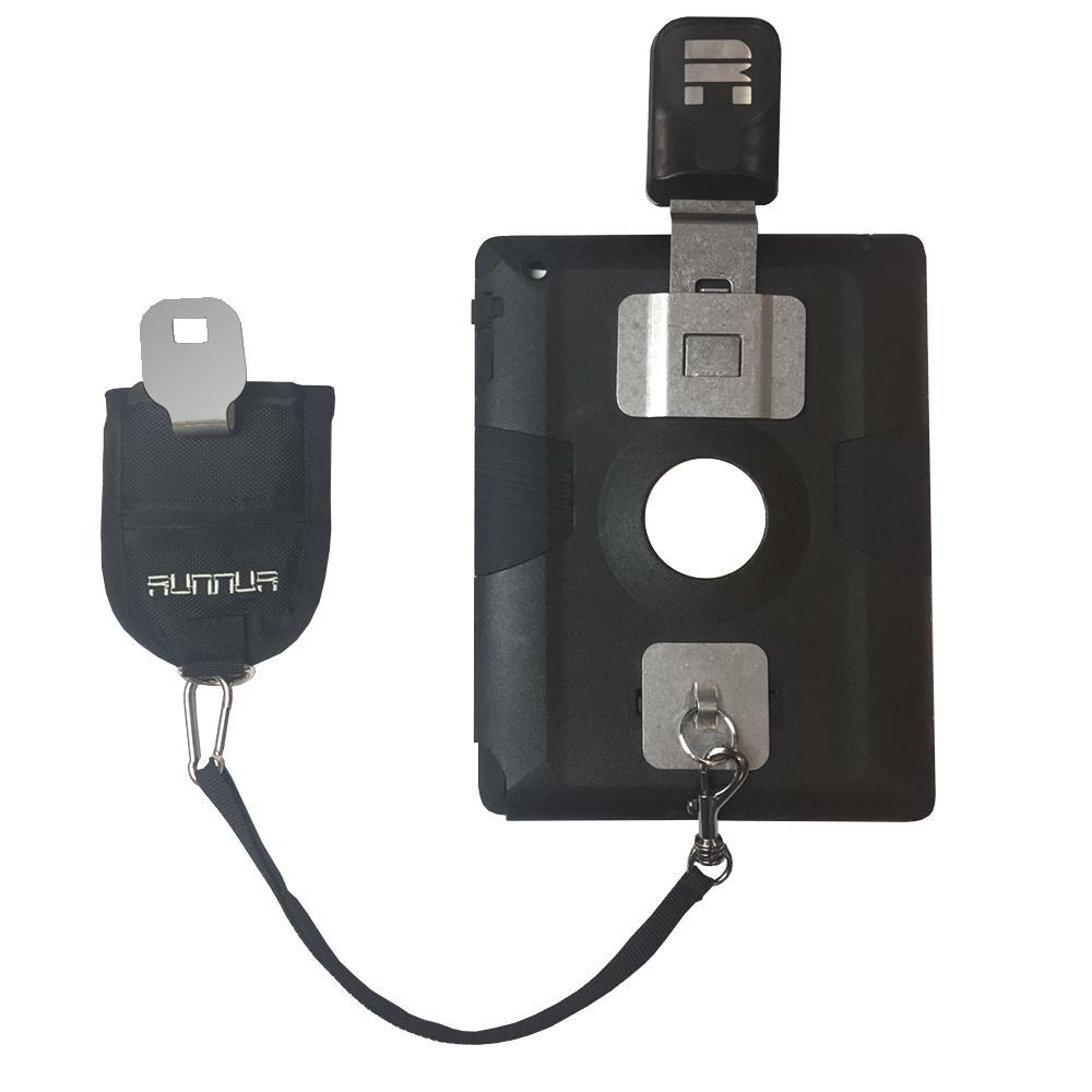 Tablet Belt Clip Holster Universal Mount System Black