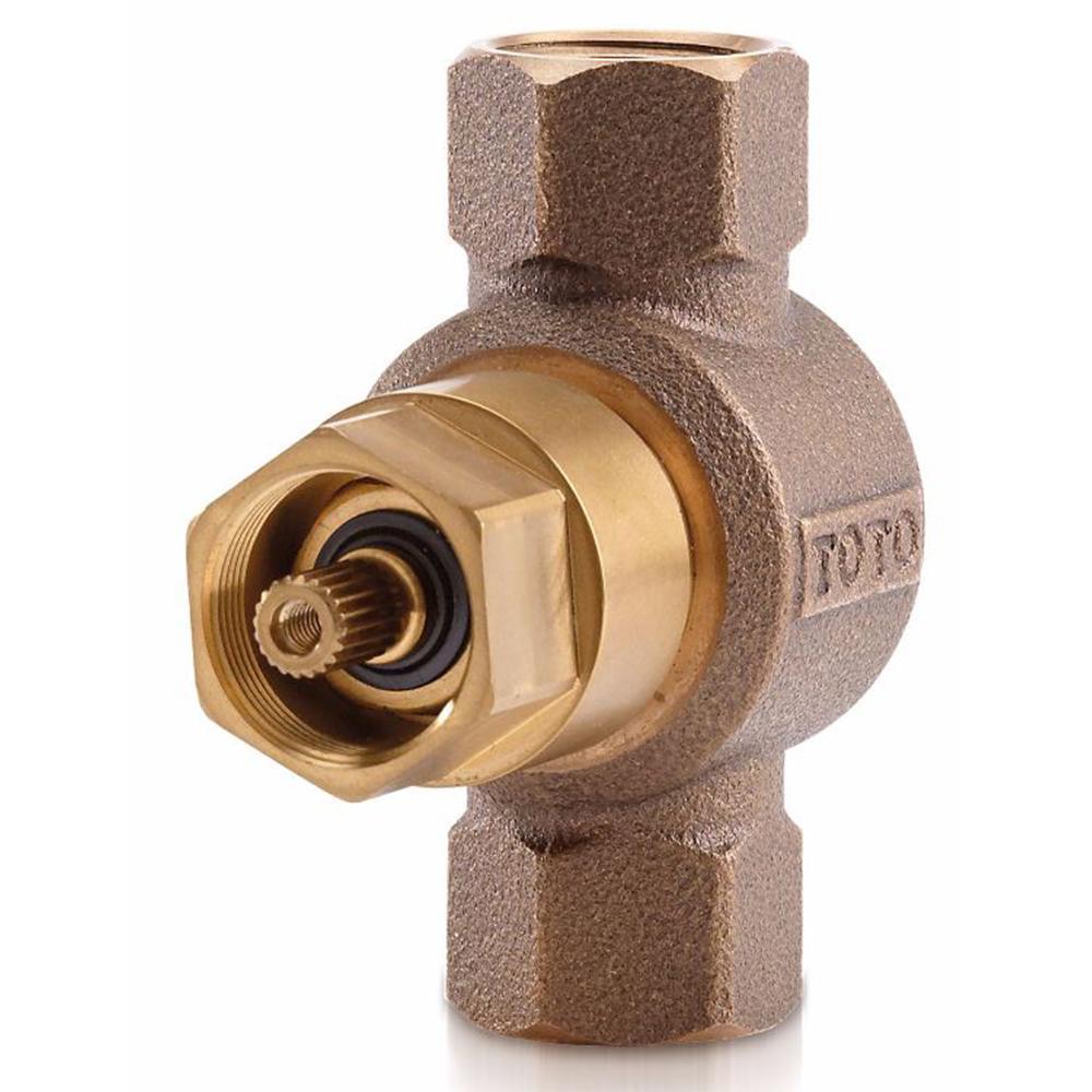 TOTO Single-Control Pressure Balance Shower Valve-TSMA - The Home Depot