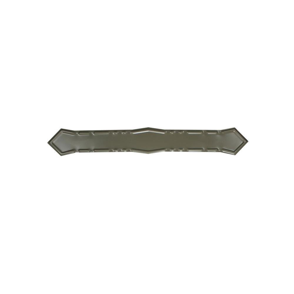Spectra Metals Terratone Aluminum Diamond Downspout Band