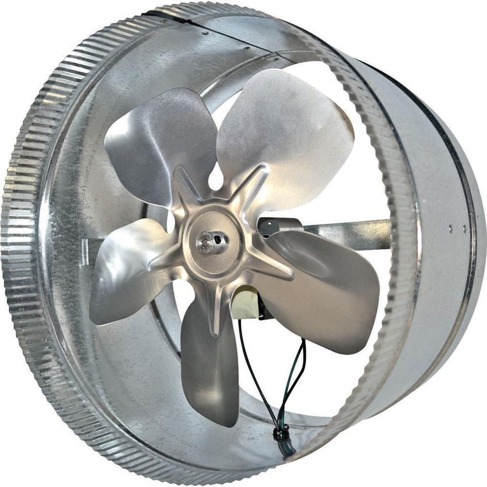 Heating Duct Fans : Suncourt inductor in line duct fan db the home