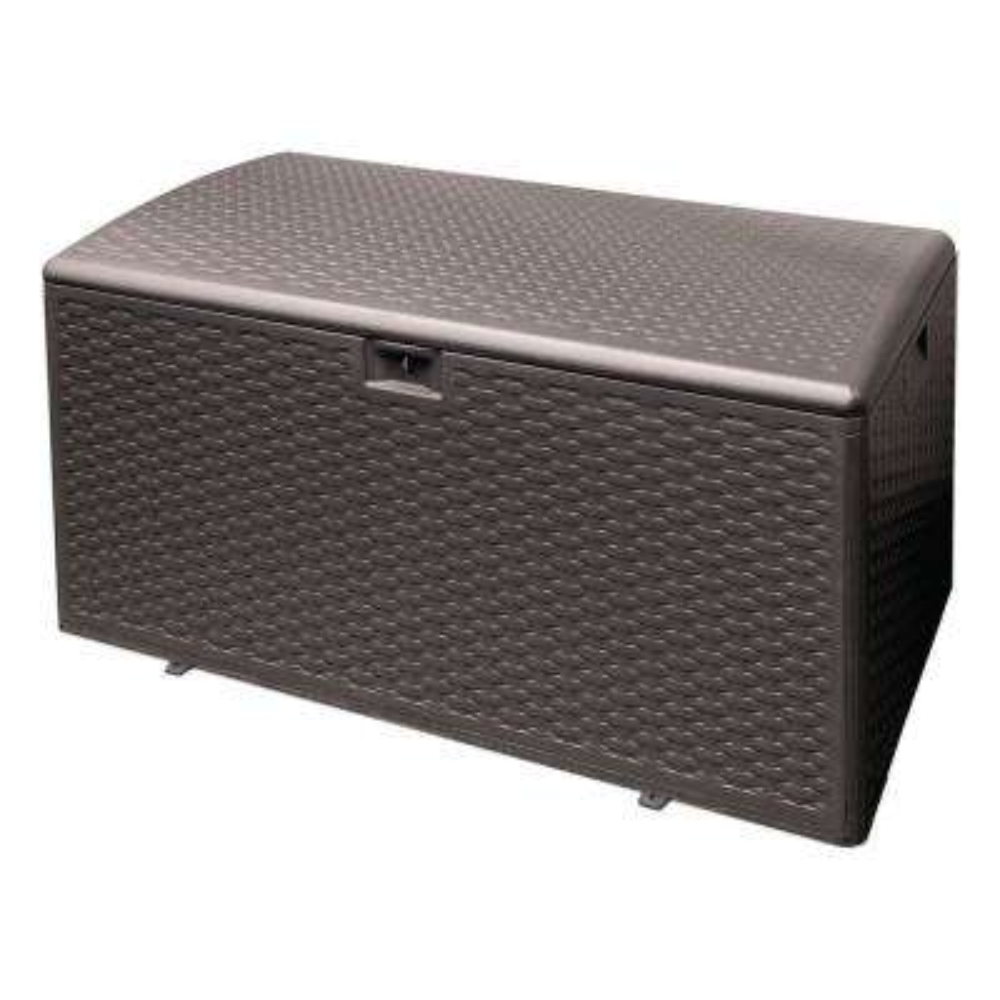 120 Gal. Resin Storage Deck Box