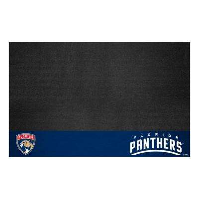 Florida Panthers 26 in. x 42 in. Grill Mat