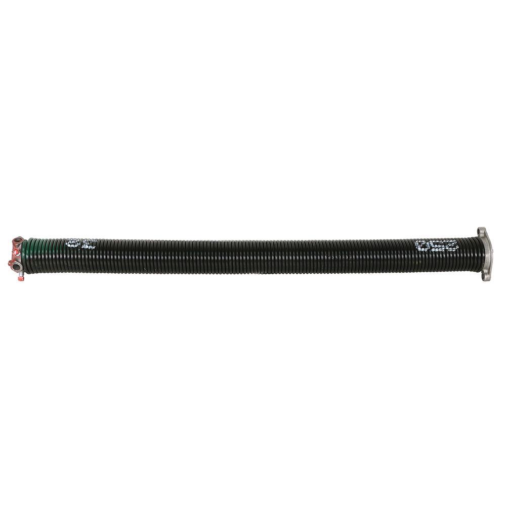 Garage Door Torsion Springs Pair 250 x 2 with Winding Rods Center Steel Bearing 30