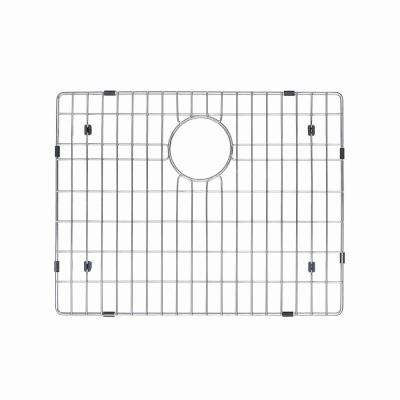 Stainless Steel Bottom Grid for KHU101-23 Single Bowl 23in. Kitchen Sink, 20 5/8in. x 15 11/16in. x 1 3/8in.