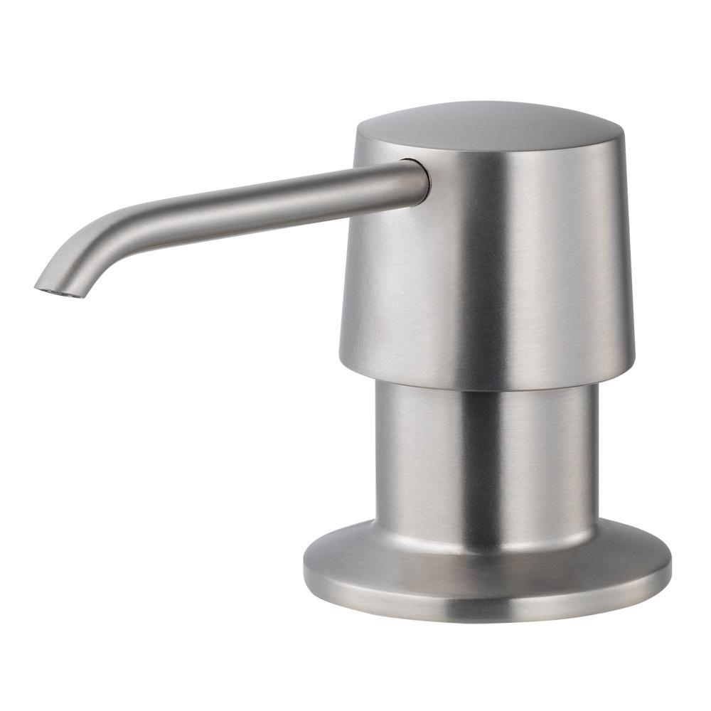 Endura Counter-Mounted Soap Dispenser in Brushed Nickel