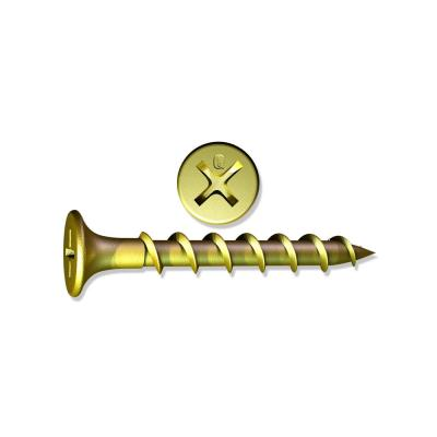 #8 x 3 in. Bugle Head Phillips Drywall Screw (25-Pack)