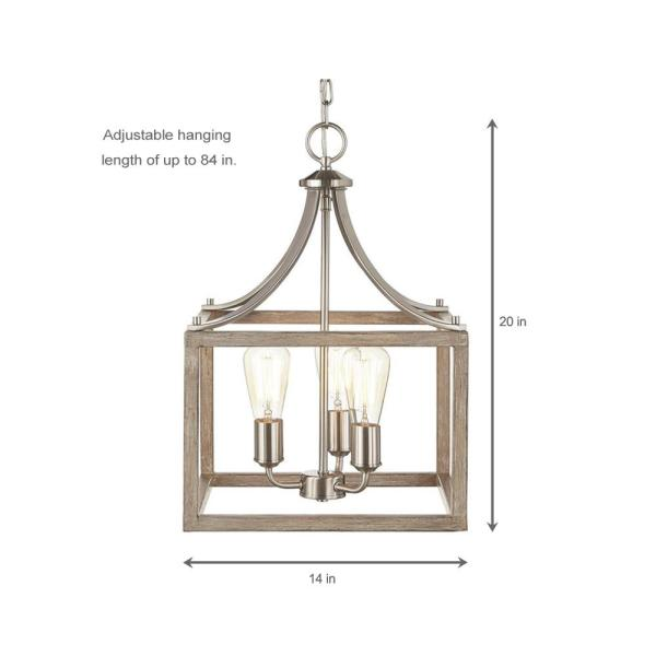 ORB Alpurple 2 Packs of 3 Feet Pendant Light Fixture Chain for Hanging up Maximum Weight of 50 Pounds-Heavy Duty Chain for Light Fixture