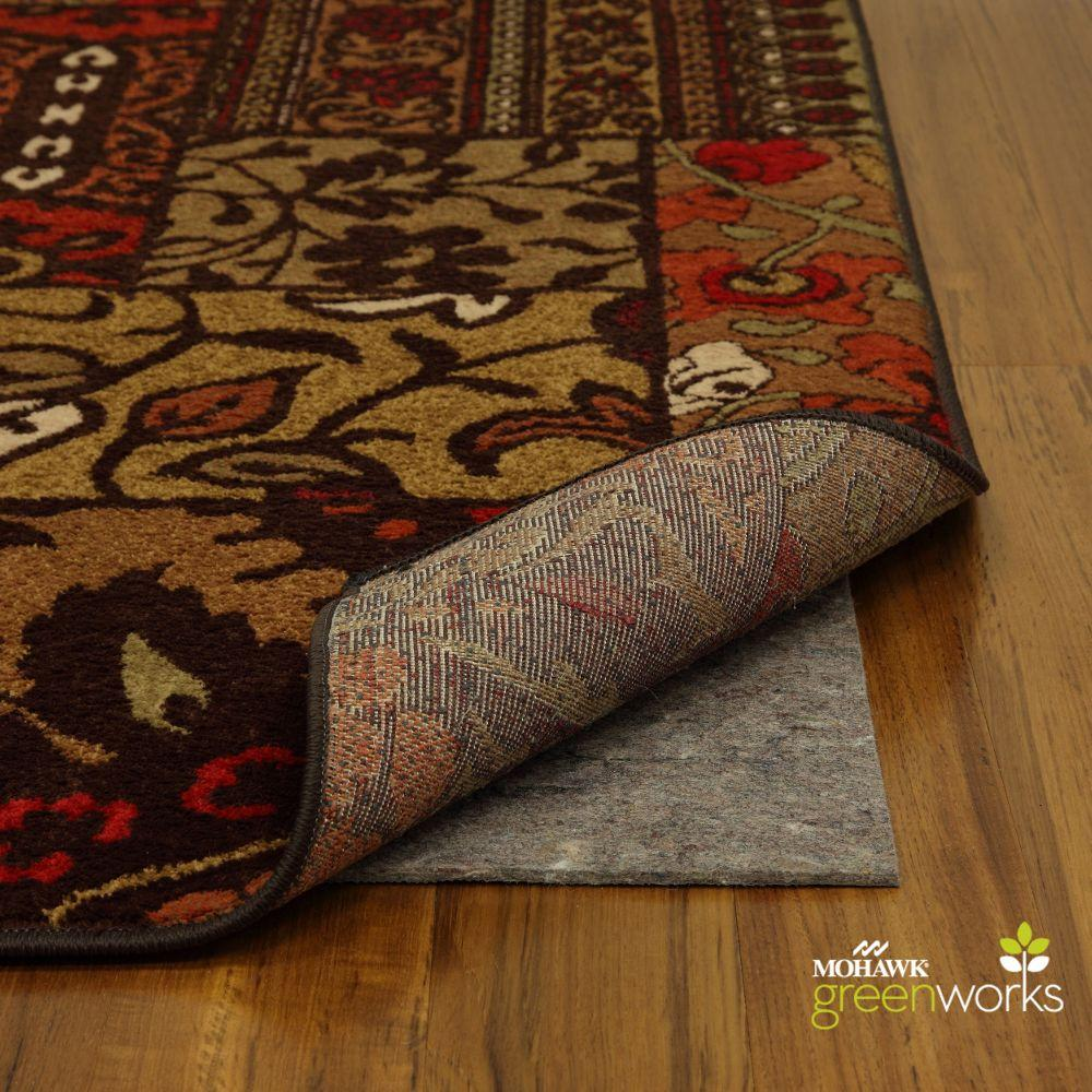 Mohawk Home 3 ft. x 12 ft. Supreme Dual Surface Felted Rug Pad